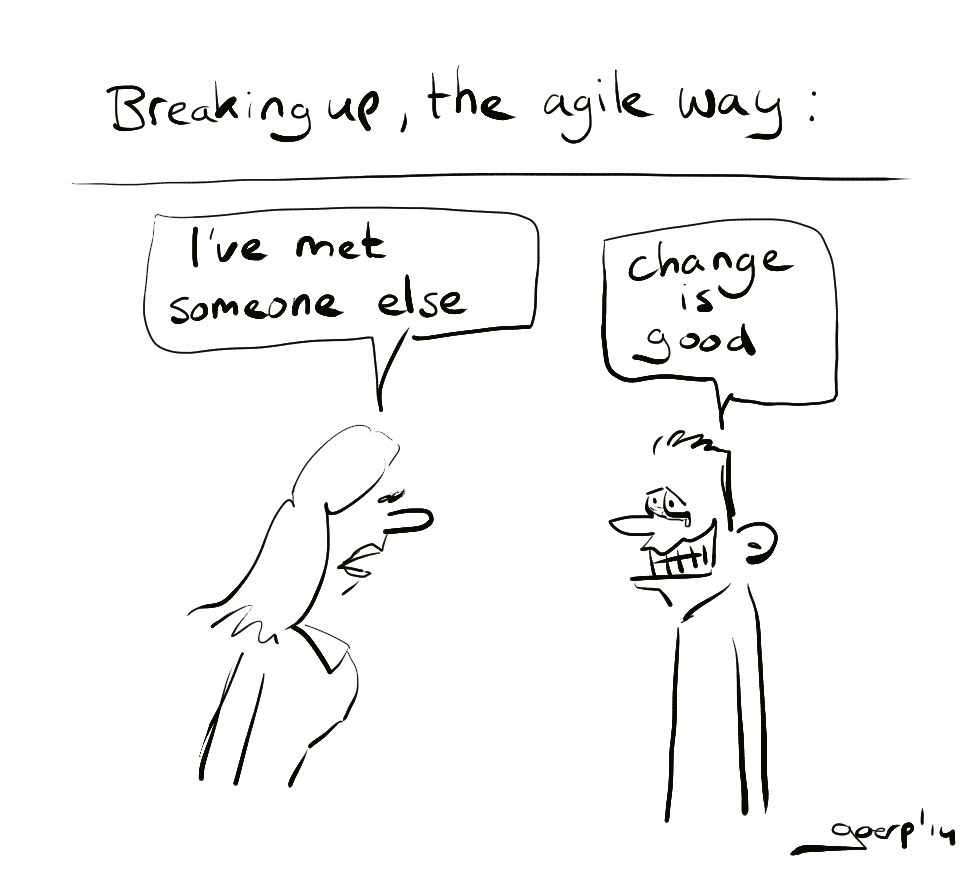2014-02-05 Agile break up
