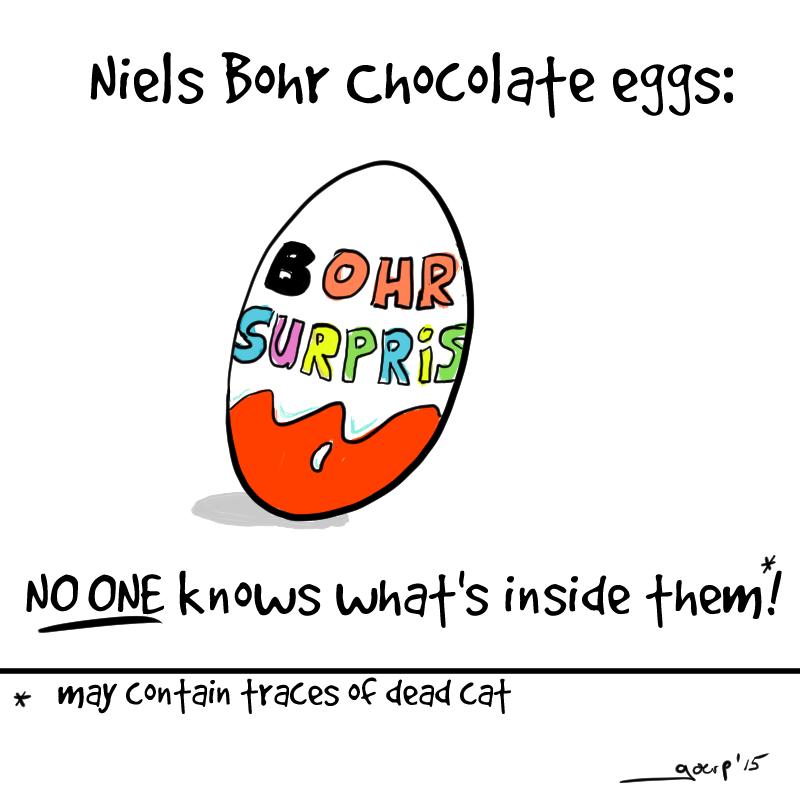Bohr surprise