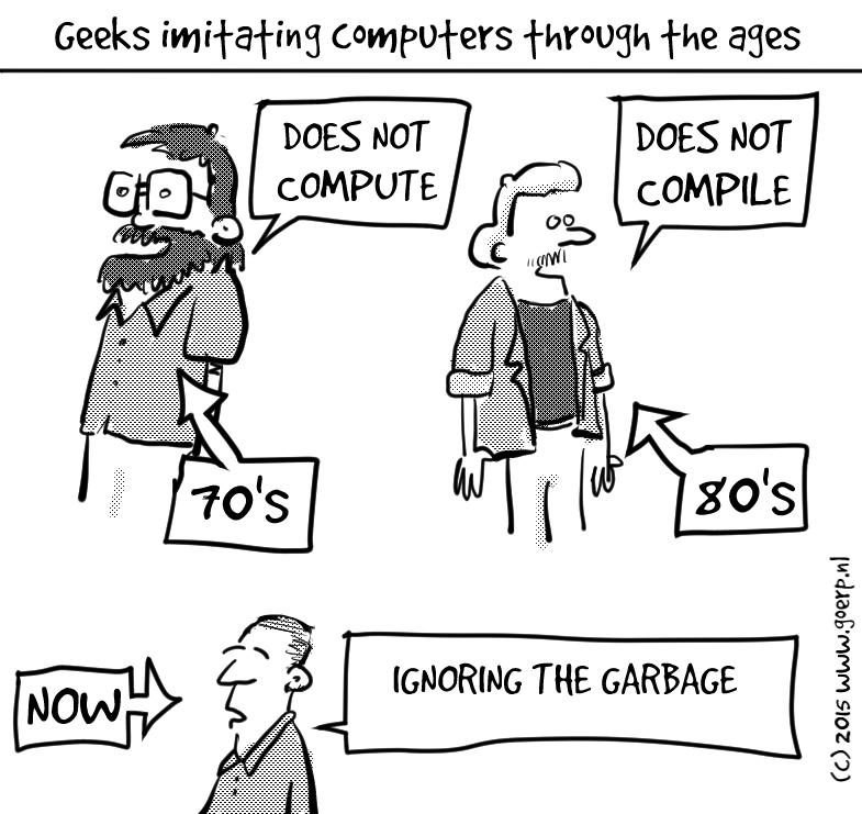 geek history
