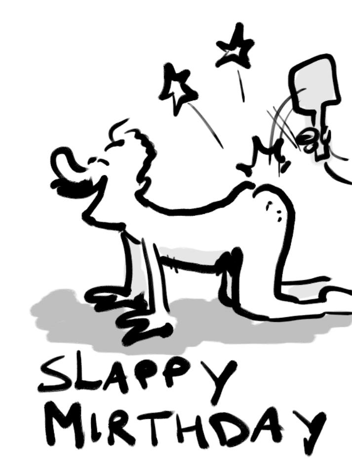 SlappyMirthday