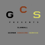 one of the first intro's I remember. This one is from GCS, the German Cracking Service.